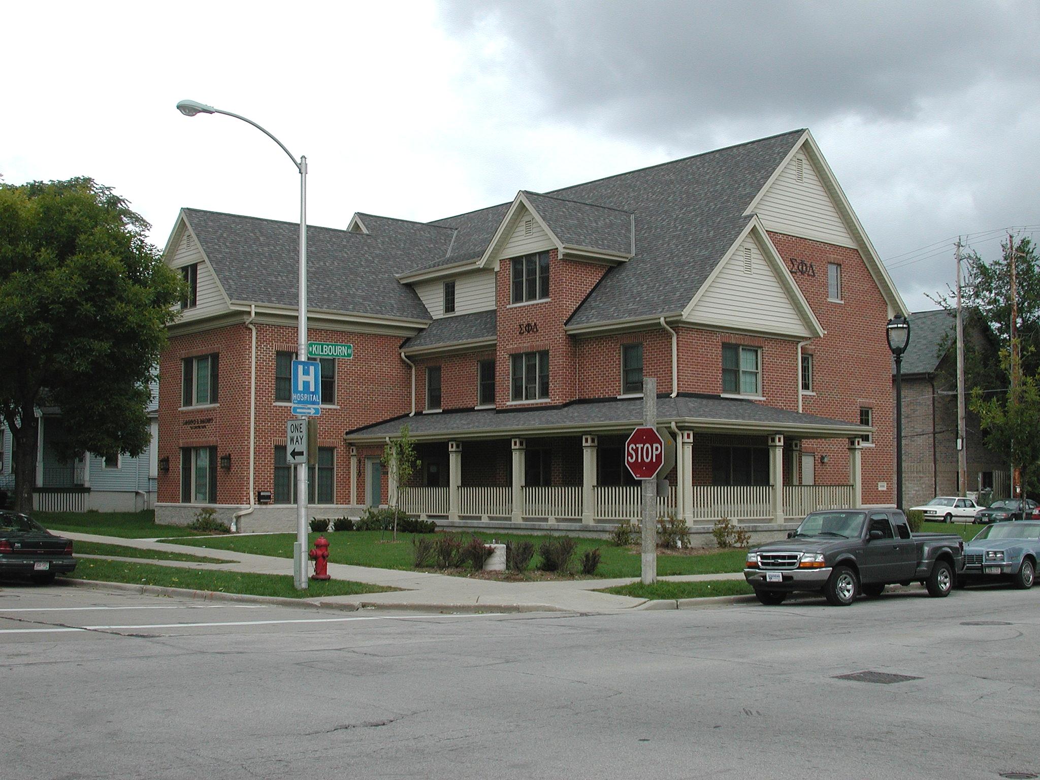Sigma Phi Delta Fraternity Marquette University